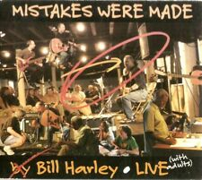 Bill Harley - Mistakes Were Made (Live) (CD 2002) U.S. Release