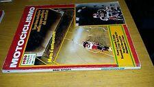 MOTOCICLISMO anno 1980 #  7-LAVERDA TS 1200-KAWASAKI Z 250-BETA TRIAL 50-NEGRINI