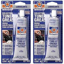 PERMATEX 22058 DIELECTRIC TUNE-UP GREASE 3 OZ TUBE 2 PACK