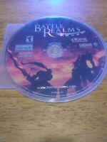 VINTAGE Battle Realms (PC, 2001) - windows 95/98/me
