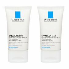 2 PCS La Roche-Posay Effaclar Mat Oil Free Mattifying Moisturizer 40ml #12358_2