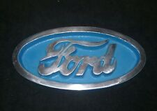 Ford Cast Aluminum Plaque