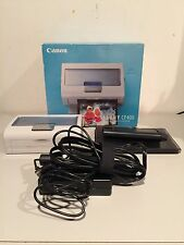 Canon Selphy CP400 Photo Printer with Original Box and Accessories!