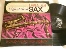 CLIFFORD SCOTT Lavender Sax Carol Kaye Charles Kynard Leroy Vinnegar mono LP