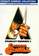 A Clockwork Orange (Dvd, 2001, Stanley Kubrick Collection Letterboxed)