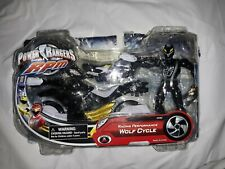 New listing Power Rangers Rpm Racing Performance Wolf Cycle Action Figure New