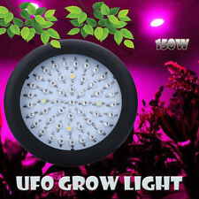 150W LED Grow Light UFO Round Lamp Red Blue IR UV Full Spectrum For Hydro Plant