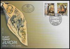 EUROPA CEPT FDC SERBIA-MONTENEGRO 2003