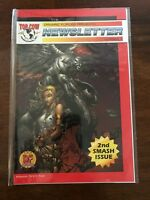 Top Cow Newsletter Dynamic Forces #2 1997 Top Cow Comics FREE bag/board Unread