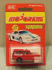 New listing Moc Majorette 200 Series #246 Rescue Team Range Rover