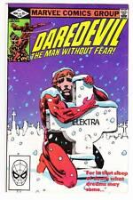 DAREDEVIL #182 - 1982 - Frank Miller - Marvel Comics - HIGH GRADE