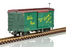 LGB 48675 WP&Y RR Boxcar Spur G
