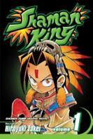 SHAMAN KING volume 1 by Hiroyuki Takei FREE SHIPPING paperback book manga