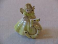 Vtg Josef Originals Birthday Angel Age 5, Yellow Dress, No Box