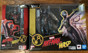 S.H.Figuarts ANT-MAN AND THE WASP Wasp & Tamashii Stage