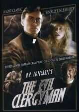The Evil Clergyman [New DVD]