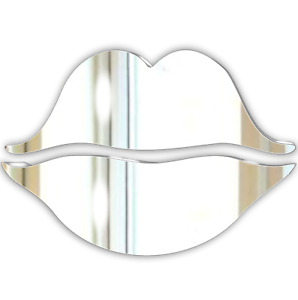 Personalised LIPS Acrylic Mirror-Ideal for any GIRLS Bedroom