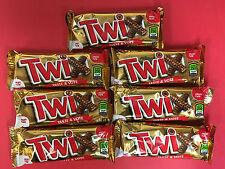 Twix 7ct Candy Bar Set - Cookie, Caramel & Milk Chocolate - FREE SHIPPING
