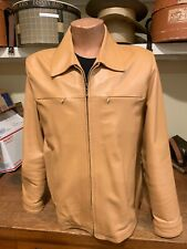 Dolce Gabbana Lambskin Jacket size large fits between 44 and 46