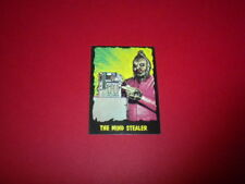 OUTER LIMITS trading card #31 Bubbles Inc. 1964 tv horror sci-fi PRINTED IN USA