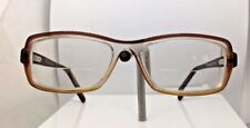 Scandinavian Eyewear Brown Eyeglasses Frames. 2411 Skaga, 9201, 52-16-135