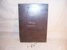 Antique National Cash Register Parts Barber Shop Candy Store Model 711 717 & NCR