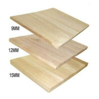 9/12/15mm Breaking Wood Board Traing Equipment for Karate Taekwondo Beginner USA