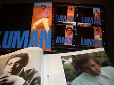 5 CD-BOX-SET- BOB LUMAN - 1968-1977(10Years)+48 p.-Book - BCD 15898 (2000GER)