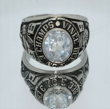 Vinee Bee Champs E No E 1995 Basketball Champions Ring Keystone Val Size 12