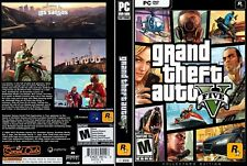 GTA5 - Grand Theft Auto V - PC Rockstar Games ACCOUNT [ONLINE COMPRESO]