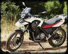 Bmw G 650Gs 11 A4 Metal Sign Motorbike Vintage Aged