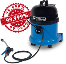 NUMATIC SANITISING / DISINFECTING MACHINE FROM THE MANUFACTURER OF HENRY HOOVER