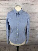JACK WILLS Shirt - UK12 - Striped - Great Condition - Women's