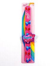 Nickelodeon JoJo Siwa Slap Band & Charm Bracelet New