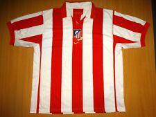 RARE ATLETICO MADRID 2002 2003 SHIRT Football  CENTENARY HOME JERSEY NIKE XXL