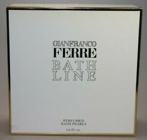 Gianfranco Ferre Bath Line 100 x 2ml Perfumed Bath Pearls