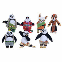 "NEW OFFICIAL DREAMWORKS 12"" KUNG FU PANDA 3 PLUSH SOFT TOY"