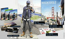 WATCH DOGS 2 SAN FRANCISCO COLLECTOR'S EDITION PC DVD NEW ENGLISH COLLECTORS
