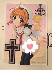Cardcaptor Sakura Doujinshi You Nagisawa Shimashima System Sakura Maniac