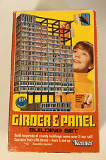 Vintage Kenner Girder And Panel Building Play Set