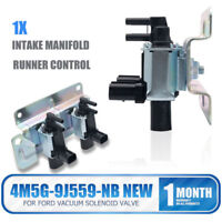 Vacuum Solenoid Valve Intake Manifold Runner Control for Ford Focus 4M5G9J559NB