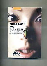 Murakami Ryu # PARASITES # Philippe Picquier 2005