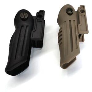 Griff Vordergriff taktisch klappbar Picatinny für Marker Pistolen MPs Karabiner