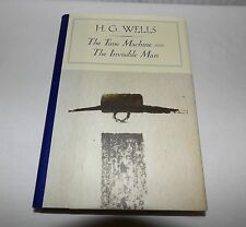 The Time Machine and The Invisible Man (Barnes & Noble Classics) by Wells, H. G