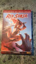 RED SONJA 7 RINASCITA REED GIOVANI COLLEZIONE 100% MARVEL PANINI COMICS 2011