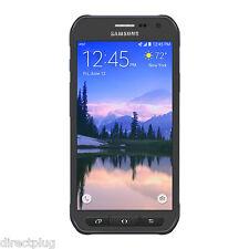 Samsung Galaxy S6 active SM-G890A - 32GB - Unlocked AT&T Smartphone GRAY