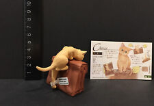 Bandai Kaiyodo Neargo Collection 2 Birthday Cat PVC Figure Chercy A