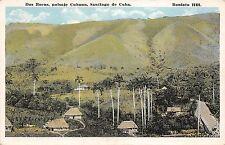 BR62349 boniato hill dos bocas paisaje cubano santiago de cuba caribbean