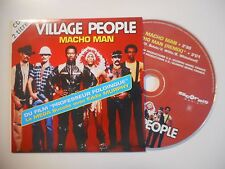 VILLAGE PEOPLE : MACHO MAN [ CD SINGLE ]