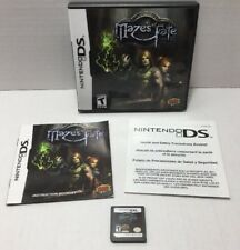 Mazes Of Fate DS Nintendo DS 2DS 3DS Rare